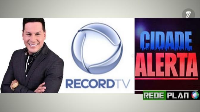 RECORD BRASÍLIA: Novo apresentador, nova logomarca e novo programa.