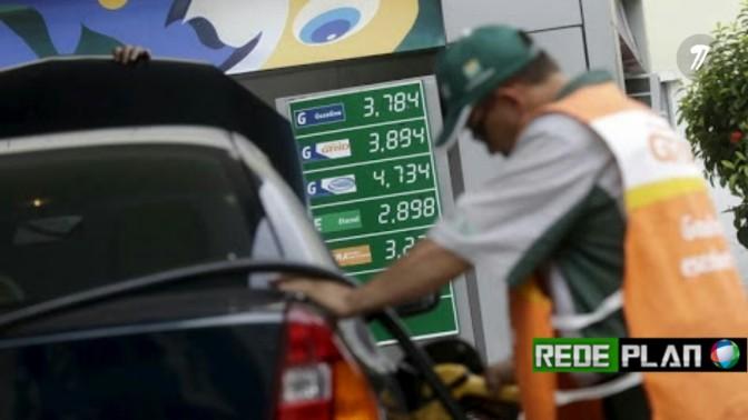 Preço da gasolina vai cair, mas em Planaltina-GO os números parecem não mudar | Rede Plan.