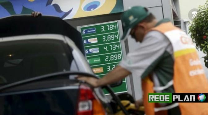 Preço da gasolina vai cair, mas em Planaltina-GO os números parecem não mudar   Rede Plan.