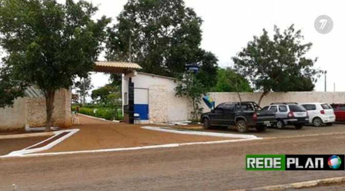 Cemitério Municipal de Planaltina Goiás está pronto para o dia dos finados | Rede Plan