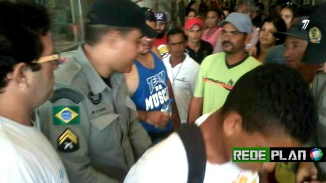 Ladrão tenta furtar celular em salão no Premier Shopping e acaba sendo preso | Rede Plan