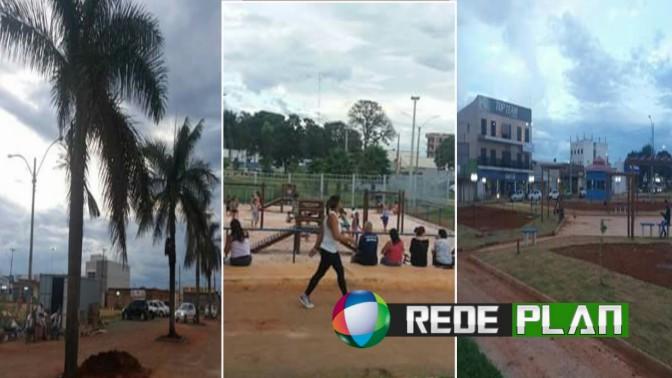 Nos últimos dias de governo, Prefeito inaugurará nova praça central | RP