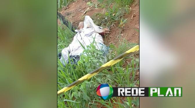 Corpo de homem é encontrado na Qd. 4 Oeste de Planaltina Goiás | RP