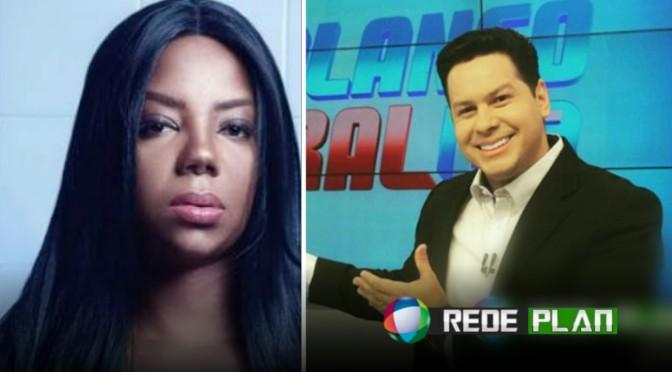 Chamada de 'macaca' no 'Balanço geral DF', Ludmilla pedirá prisão de apresentador | RP