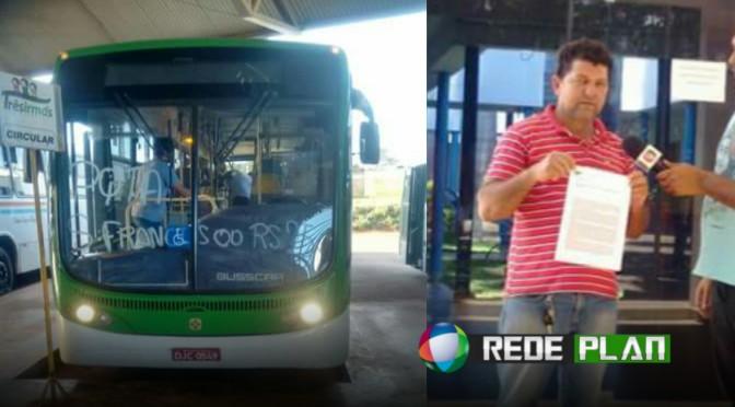 Sem ônibus circular, 'Coutinho Transporte' tenta se regularizar na cidade | RP
