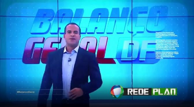 Fred Linhares apresentará o 'Balanço Geral DF' a partir da próxima segunda (13) | RP