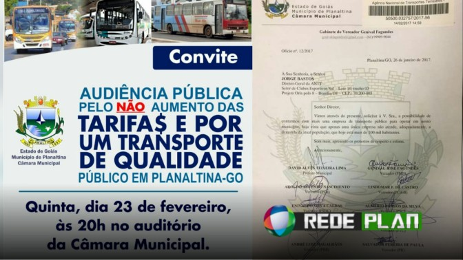 Audiência contra aumento das tarifas dos ônibus; Vereadores cobram novas empresas | RP