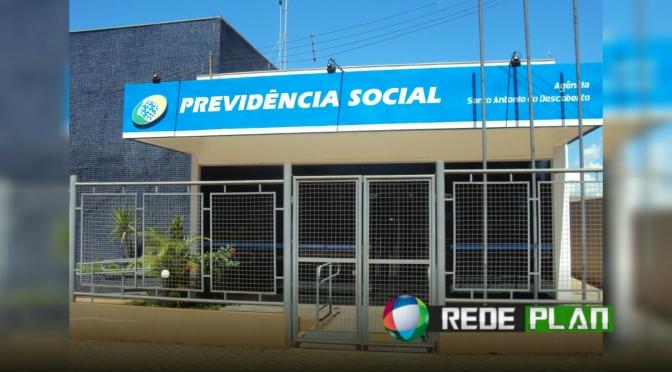 Há anos pronta, agência da Previdência Social de Planaltina-GO pode ser inaugurada em breve | RP