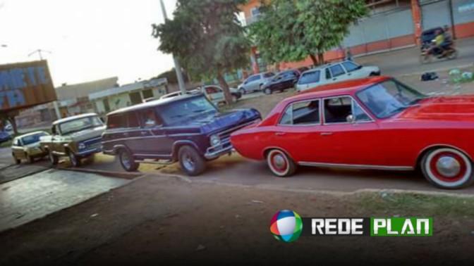 Planaltina Goiás terá 1° encontro de carros antigos amanhã (19) na praça central | RP