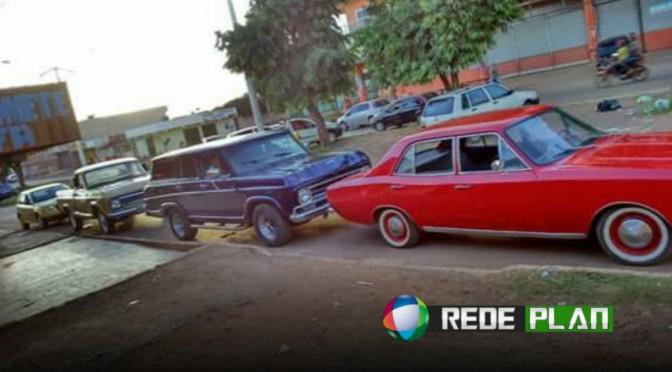 Planaltina Goiás terá 1° encontro de carros antigos amanhã (19) na praça central   RP