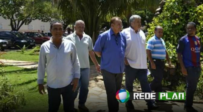 Vice-prefeito de Águas Lindas visita Planaltina-GO para conhecer o projeto do setor de inflamáveis | RP