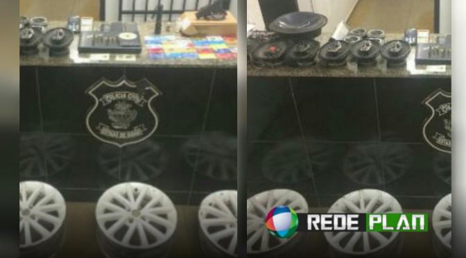 Polícia Militar apreende arma e cartões clonados em residência na QD 02 do setor Sul | RP