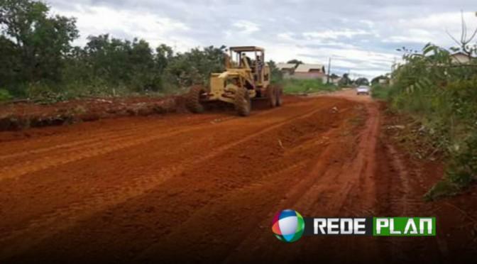 Estrada de terra que liga Barrolândia ao Mutirão servirá de linha para ônibus | RP