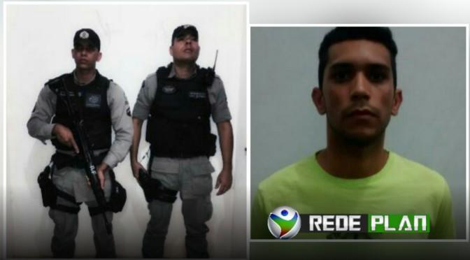 Foragido é recapturado pela Polícia Militar em Planaltina Goiás | RP