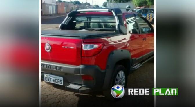 Polícia Militar de Planaltina Goiás recupera carro roubado no setor Norte | RP