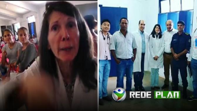 Prefeito vai atrás de pediatra que chegou atrasada e apóia permanência dela | RP