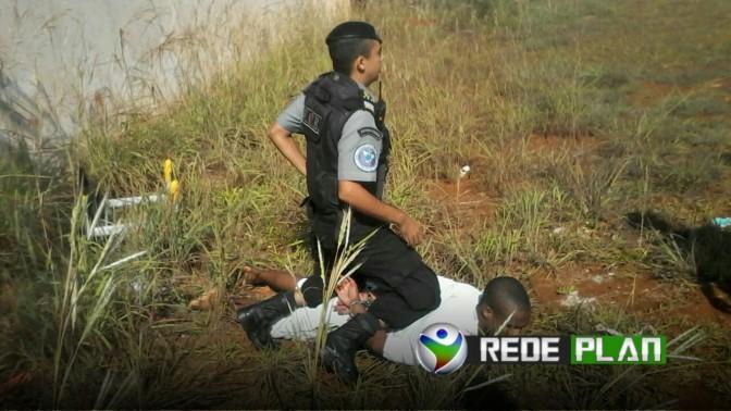 Dois detentos fogem da cadeia pública de Planaltina Goiás e apenas um é recapturado | RP