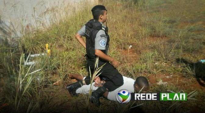 Dois detentos fogem da cadeia pública de Planaltina Goiás e apenas um é recapturado   RP