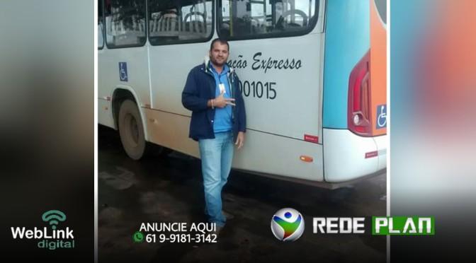 Cobrador da 'Expresso Planaltina' é baleado em assalto dentro de ônibus na BR-020 | RP