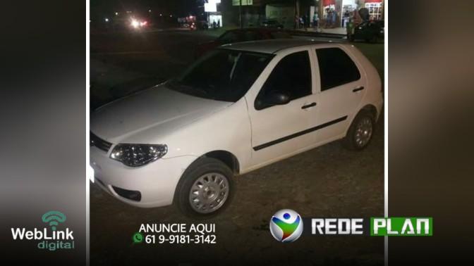 Carro roubado no último domingo é recuperado pela Polícia Militar no setor Leste   RP