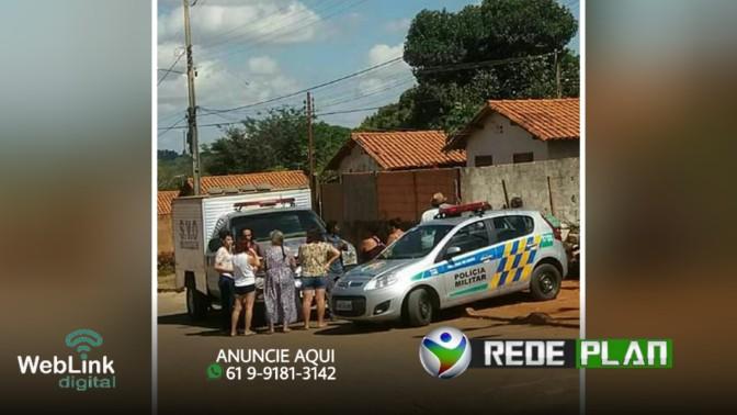 Homem é encontrado morto dentro de casa no bairro Brasilinha 17 em Planaltina-GO   RP