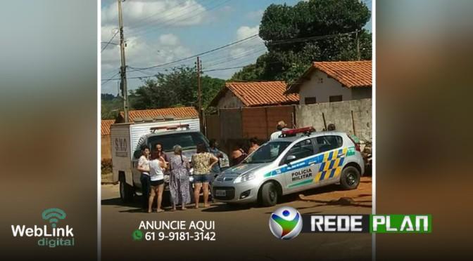 Homem é encontrado morto dentro de casa no bairro Brasilinha 17 em Planaltina-GO | RP