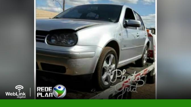 PM recupera em menos de 24 horas carro roubado e apreende autores em Planaltina·GO   RP