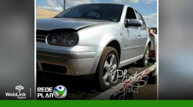PM recupera em menos de 24 horas carro roubado e apreende autores em Planaltina·GO | RP