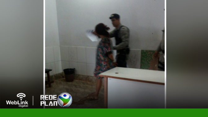 Sequestradorade bebê raptado esta manhã no DF é capturada em Planaltina-GO   RP