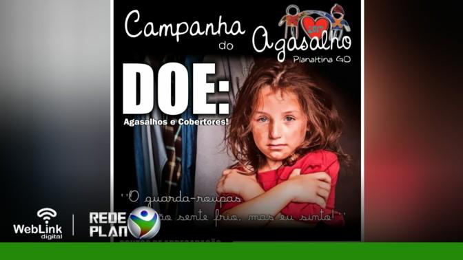 Campanha arrecada agasalhos e cobertores em Planaltina Goiás – saiba como doar | RP