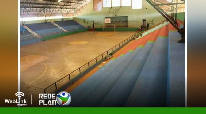 Ginásio poliesportivo da quadra oito Norte é recuperado após anos abandonado | RP