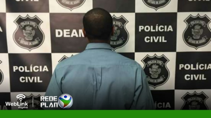 Polícia prende homem acusado de abusar da própria filha em Planaltina-GO | RP