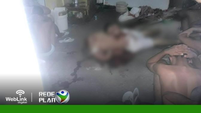 Detento tem cabeça decaptada em cela do presídio de Planaltina Goiás | RP