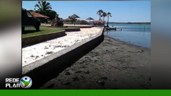 Lagoa Formosa em Planaltina-GO está secando e sumirá | RP