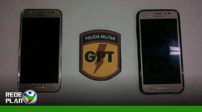 Grupo que costumava roubar celulares nos setor Oeste é presa pela PM | RP