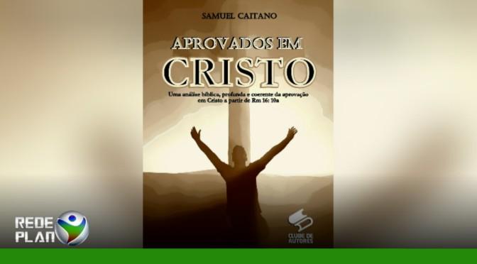 Escritor morador de Planaltina Goiás lança um livro | RP