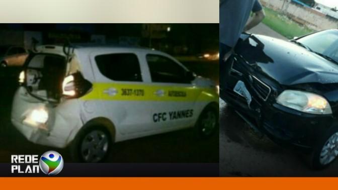 Homem bebe, provoca acidente e é preso por portar arma no carro | RP