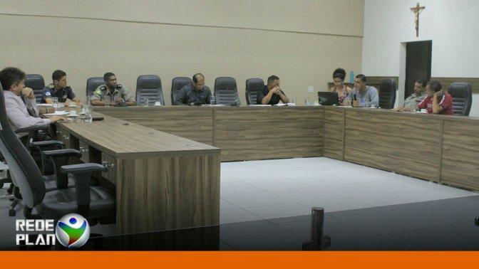Autoridades realizam audiência pública sobre segurança de Planaltina Goiás | RP
