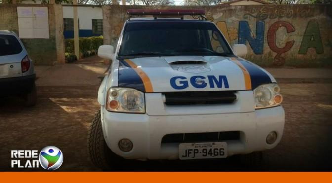 Planaltina Goiás recebe doação de armas da GCM de Goiânia   RP
