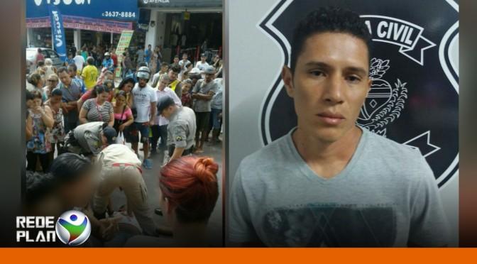 Assassino do loteiro que foi morto em uma avenida de Planaltina-GO é preso | RP