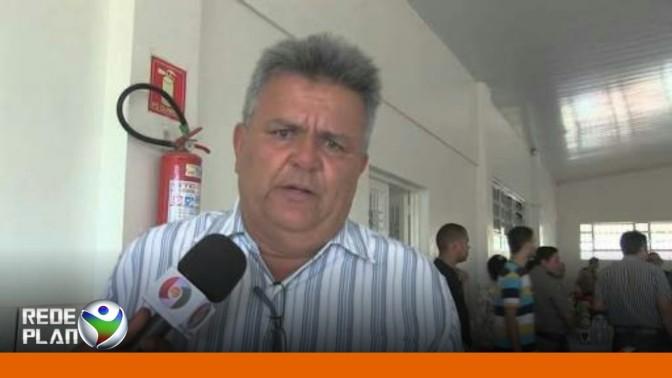 Ex-prefeito de Água Fria de Goiás, João de Deus, é preso pela Polícia | RP