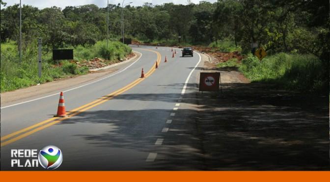 Agetop concluí 1° etapa de obras e deve inaugurar asfalto novo semana que vem | RP