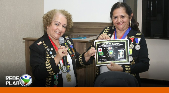 Sol Ramalho recebe título de Delegada Cultural de Planaltina Goiás | RP