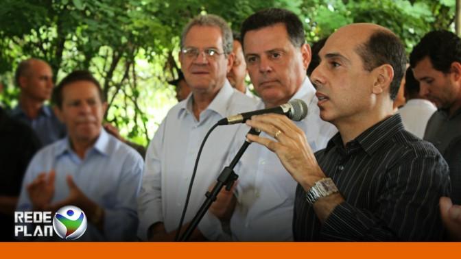 Governador e prefeito inauguraram hoje o recapeamento da GO-430 e GO-534 | RP