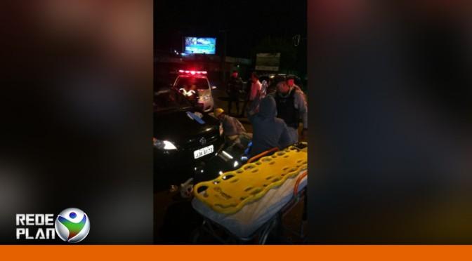 Morador de rua é atropelado e arrastado por veículo em Planaltina Goiás | RP