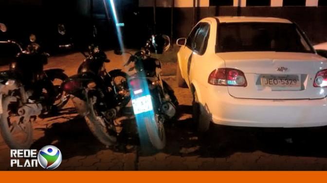 Através de moto rastreada, PM encontra outros veículos roubados | RP