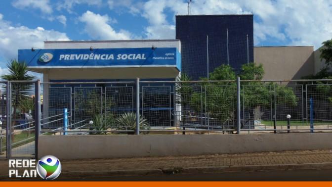 Após anos pronta, agência do INSS de Planaltina-GO tem inauguração adiada mais uma vez   RP