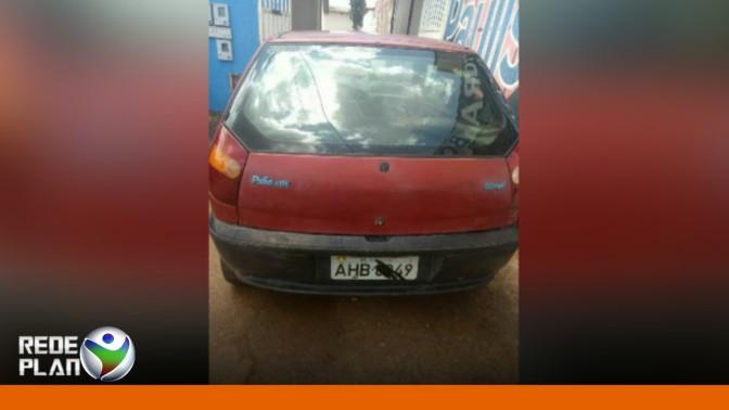 Menores responsáveis pelo roubo de um carro na Qd. 01 Norte são apreendidos | RP