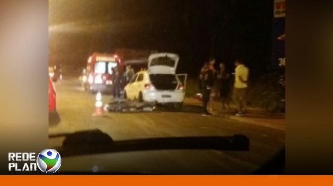 Dois carros e uma biz se envolvem em acidente na subida do Paquetá | RP