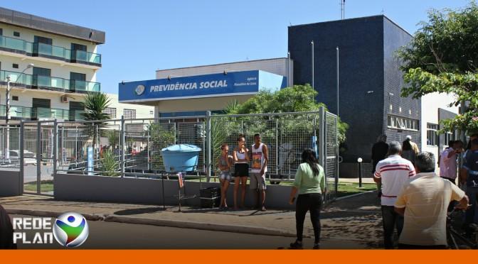 Agência da Previdência Social de Planaltina Goiás é inaugurada e começa a atender   RP